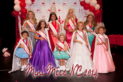 Mini Miss NC 2014