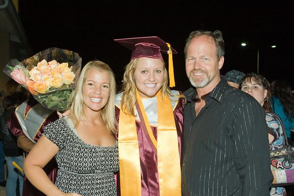 Alyssa's Graduation and party