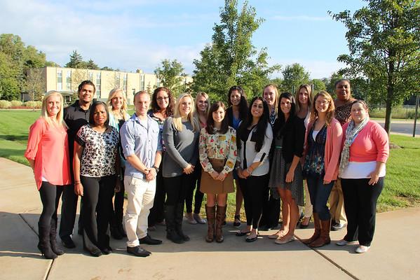 Nursing Seniors Graduating Class