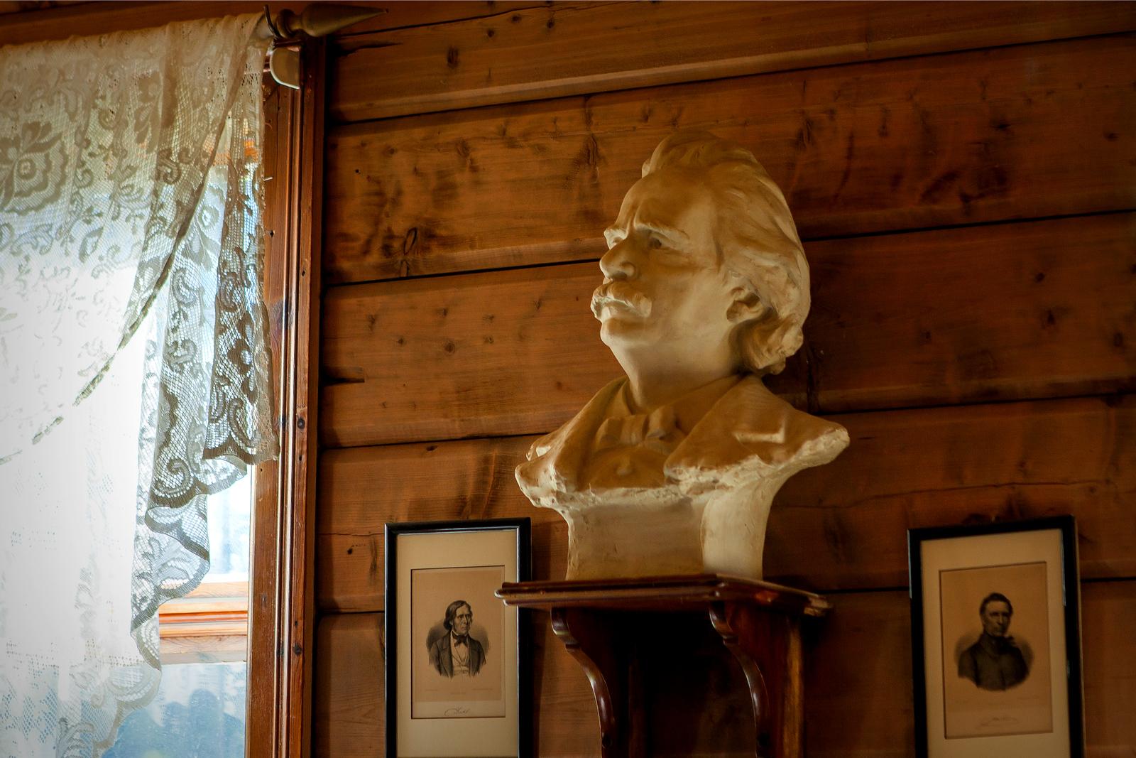挪威作曲家爱德华-格里格,走访故居