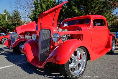 Hayfield Car Show - Cars 11/13/16