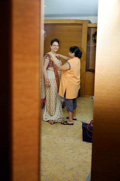 Le Cape Weddings - Indian Wedding - Day 4 - Megan and Karthik Bride Getting Ready 8.jpg