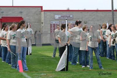Danville HS Band 8-18-06