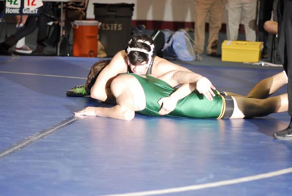 Upper School Wrestling vs. Collegiate