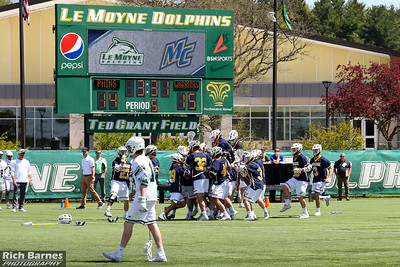 NCAA MLax: Merrimack at Le Moyne(NCAA Semi.); 5/18/19