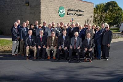2018 Board Photo