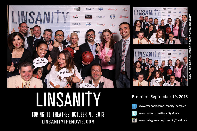 Linsanity Movie Premiere