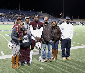 Lee Rebel Senior Night Class of 2019