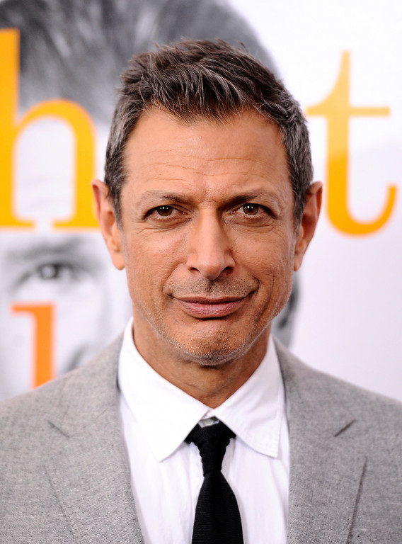 ". In this Nov. 7, 2010 file photo, Jeff Goldblum attends the premiere of ""Morning Glory\"" at The Ziegfeld Theatre in New York. Linda Ransom was convicted of stalking after a trial in which Goldblum testified against her and ordered in June 2013 to stay away from the actor and out of Los Angeles County except for lawful purposes. Ransom\'s conviction came after Goldblum said he suffered more than a decade of harassment and a civil judge issuing a stay away order in June 2012. Later that year, she attempted to contact Goldblum and was arrested. (AP Photo/Peter Kramer, file)"