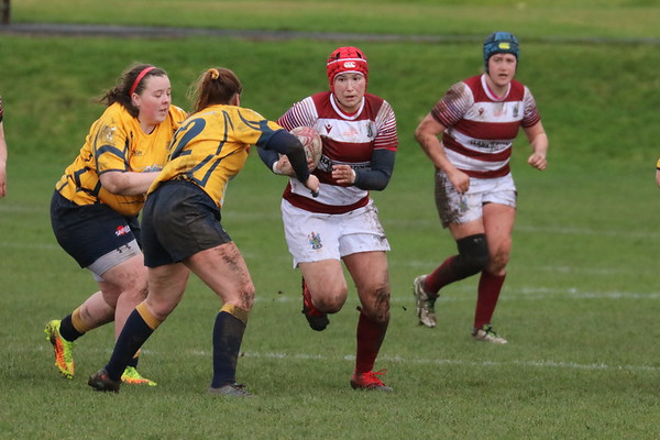 Watsonians Women v Garioch Ladies