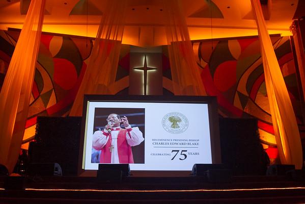 Bishop Blake 75th Celebration