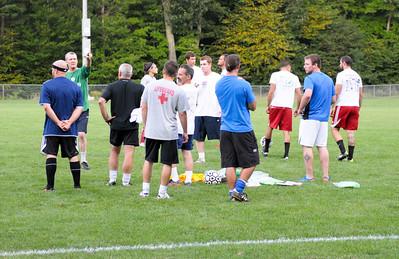 2012 David Champion Farewell Soccer Game