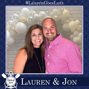 Lauren + Jon Wedding