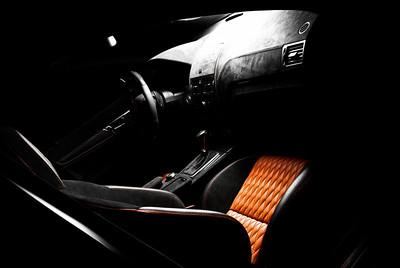 Mercedes C63 AMG Custom