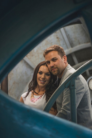 Christina + Jared Engagement