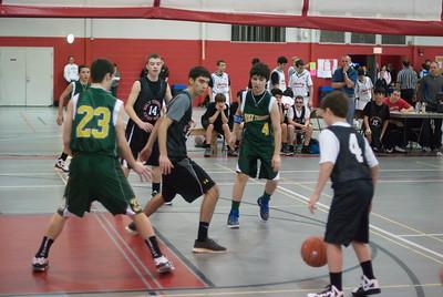 GOYA Basketball Tournament Reading - February 18, 2012