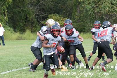 09-16-2017 North Potomac Braves 12U vs Landover Seminoles at Glen Hill Park, Photos by Jeffrey Vogt Photography