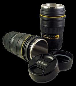 Nikon Coffee Mug
