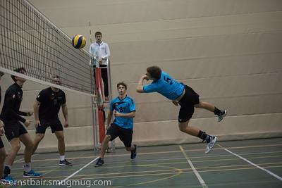 UVC Volley Landesliga Jän 2018