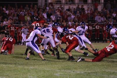 Liberty Benton Football 2008 - Part II