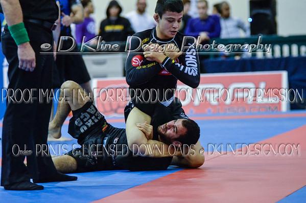 BLACK BELT Pan Jiu-Jitsu No-GI Championship 9/27/2014