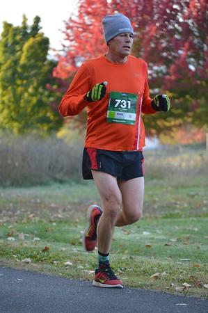 Paul Martin - Half marathon (mile 4)