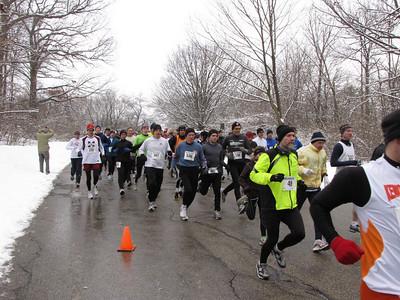 Steve Cullen Healthy Heart Club Run