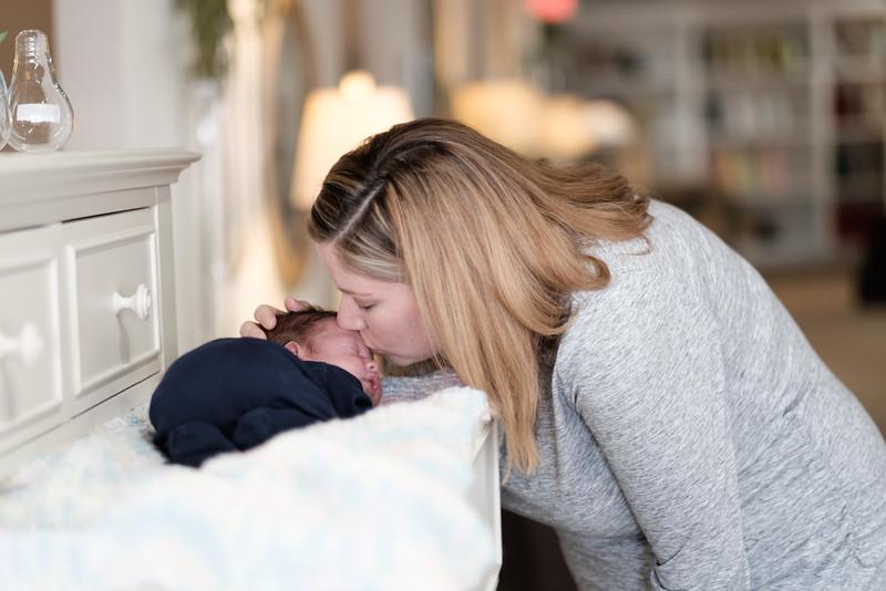 Oliver's Newborn Portraits