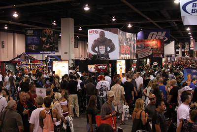 Mr. Olympia 2010 Las Vegas Convention Center