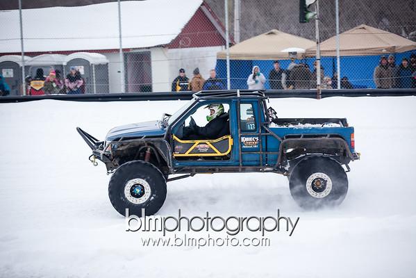 TRUCK OVAL TRACK - SNOWBOG 2015