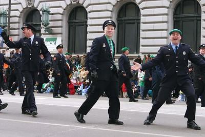 St. Patrick's Day Parade -2005