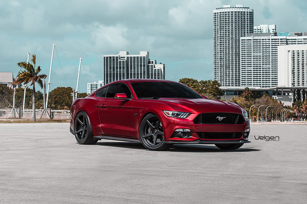 Velgen Classic 5 Mustangs