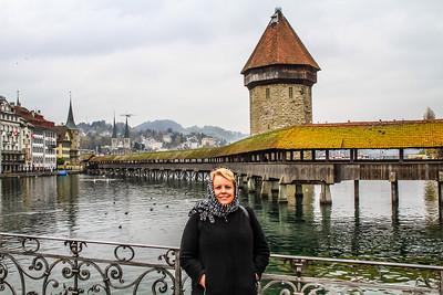 Rhine River & Lucerne