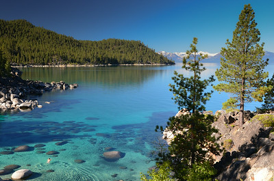 Secret Cove/Lake Tahoe/NV - May, 2014