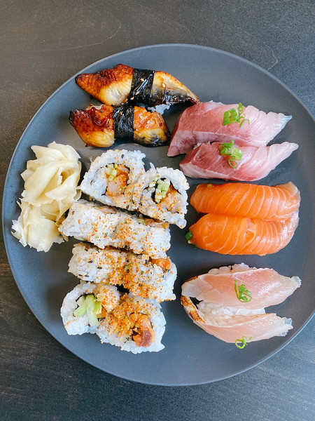 Fish & Rice (Take Out)