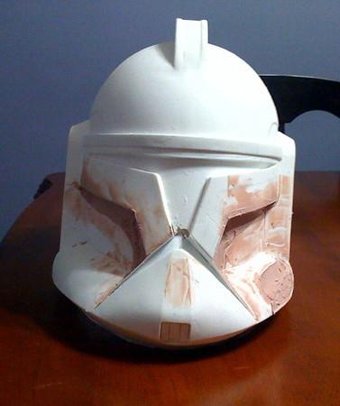 Toon Helmet Sculpt