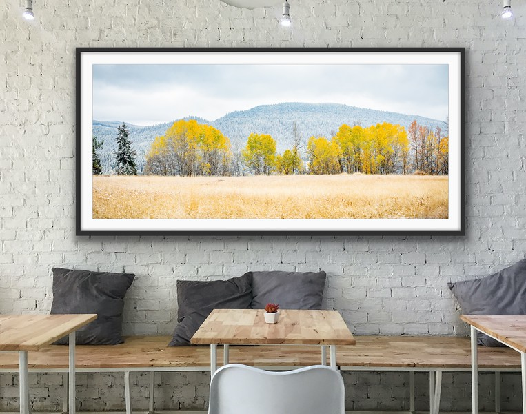 'Rhythms of Nature' Fine Art Print Framed/Unframed