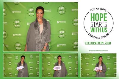 City of Hope Giving Celebration 2018