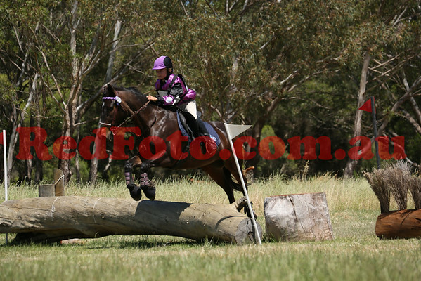 2014 11 09 Swan Valley Hunter Trials 65cm 12yrs and Under