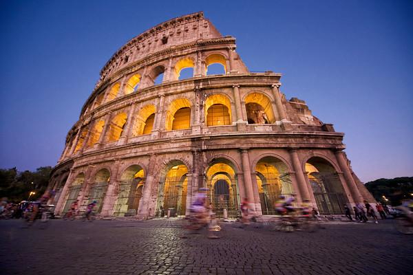 Colosseum, Roma, IT