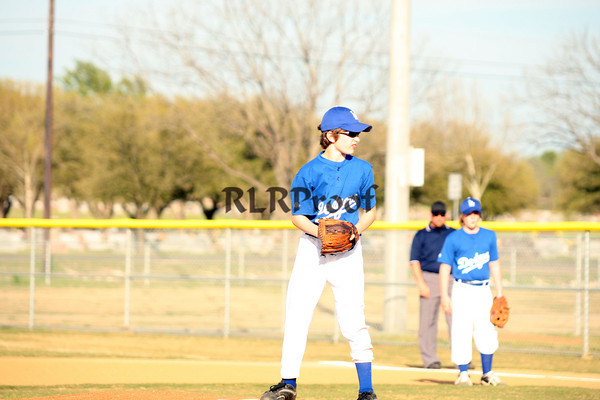 Dodgers vs Rio Vista White March 30, 2010