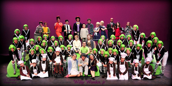 WILLY WONKA Winter 2012