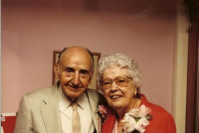 Nana and Pop's 65th Anniversary (1990)