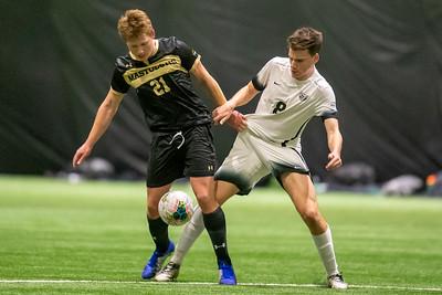 OU Men's Soccer vs Purdue Ft Wayne 2/16/2021