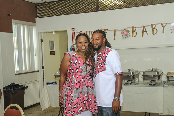 Hassan and Remy Baby Shower