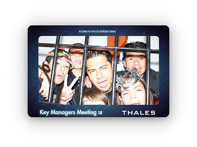 THALES @ Key Managers Meeting 18