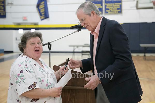 Coach Sonny Smith Speaks At Cloudland High School 03-27-15