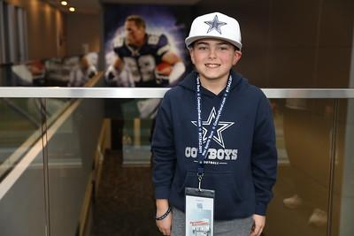 2018 Philadelphia Eagles at Cowboys  Star Tour