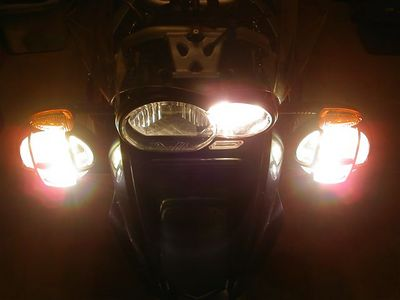 R1200GS LightBar w/ IPF fog/driving lights