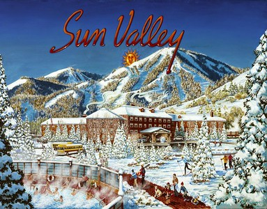 Sun Valley ID Jan 28-Feb 4, 2017